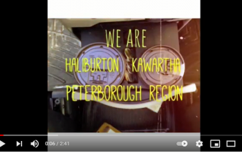 Video of The Peterborough-Lindsay, Ontario Assertive Community Treatment Team (ACTT) in action